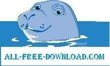 Seal Smiling 1
