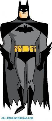 free vector Batman 003