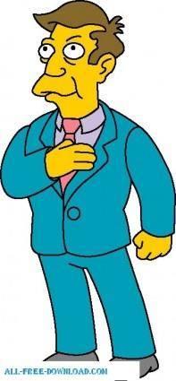 Principal Skinner 01 The Simpsons