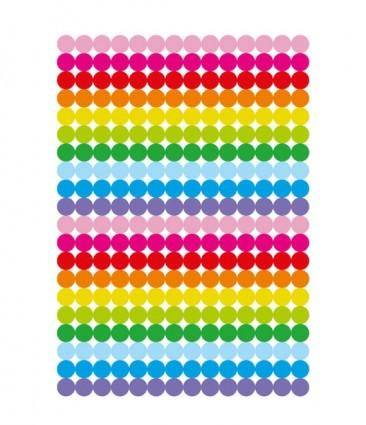 free vector Free Dots in Color Range
