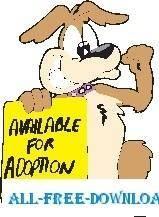 Pet Adoption Dog