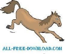 Horse Kicking 1