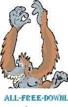 Orangutan Dancing