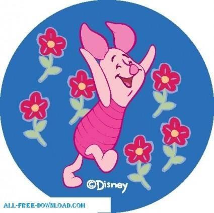 Winnie the Pooh Piglet 015