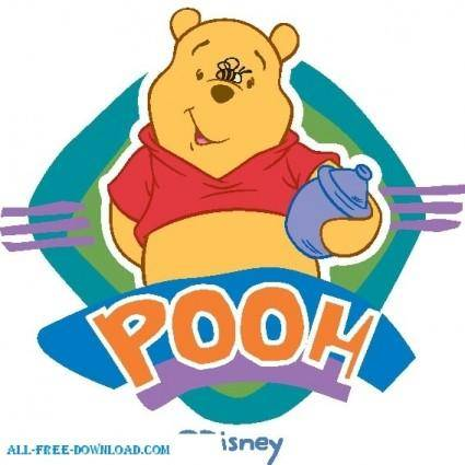 free vector Winnie the Pooh Pooh 050