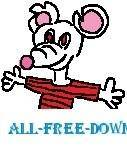 free vector Mouse Man