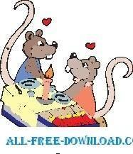 Mice Dancing 1