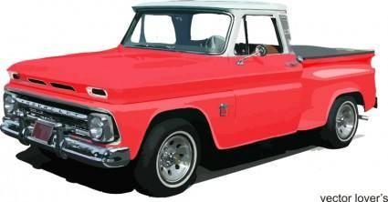 64 Chevy Vector
