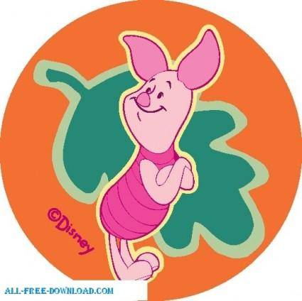 Winnie the Pooh Piglet 008