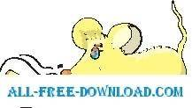 Mouse and Cheese 08