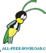 free vector Grasshopper 2