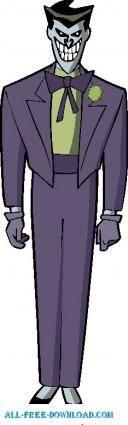 free vector Batman 007