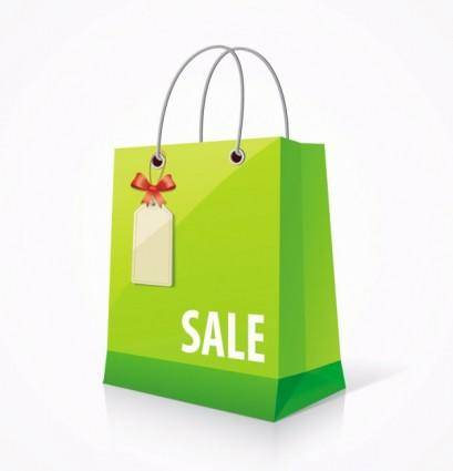 Shopping bags 05 vector