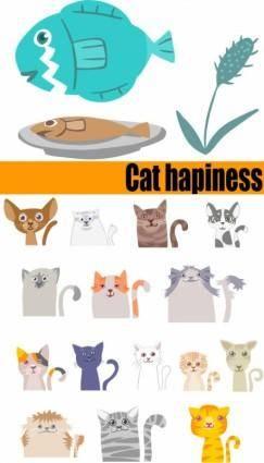 free vector Meow blank vector