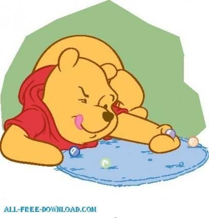 Winnie the Pooh Pooh 033