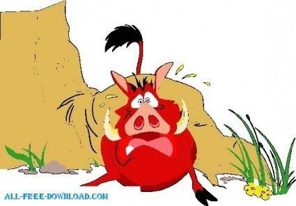 The Lion King pumbaa004