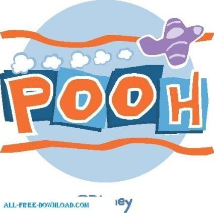 free vector Winnie the Pooh Pooh 022