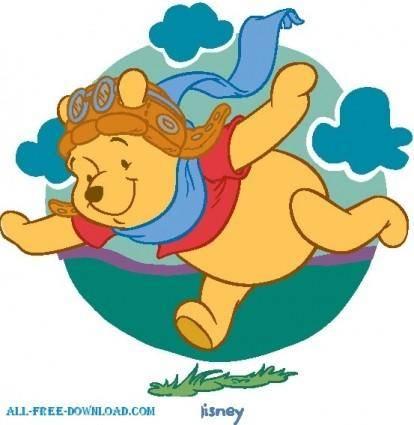 Winnie the Pooh Pooh 040