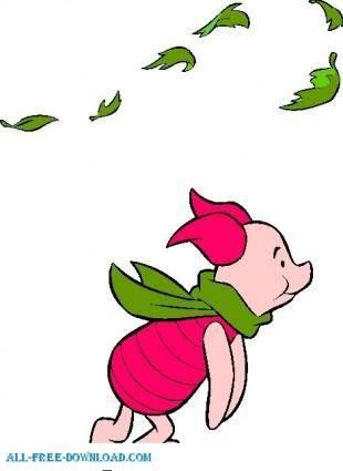 Winnie the Pooh Pigl 001