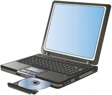 free vector Laptop vector