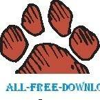 free vector Paw Print 2