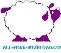free vector Lamb 3