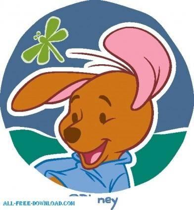 Winnie the Pooh Roo 003