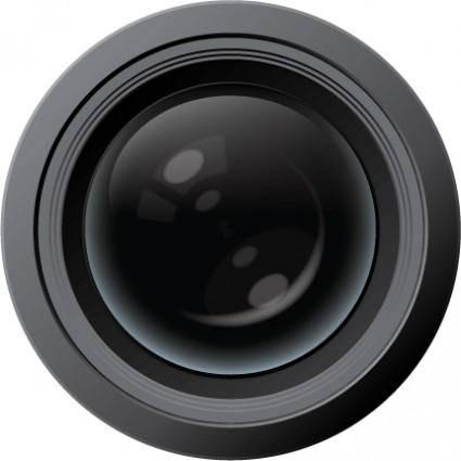 free vector Camera Lens