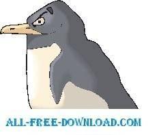 free vector Penguin Stout