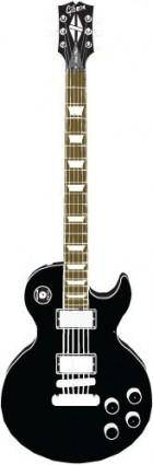 free vector LP Style Guitar