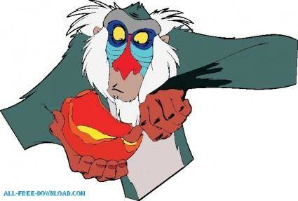 The Lion King Rafiki002