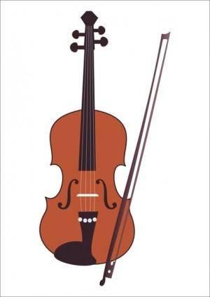 free vector Violin Vector