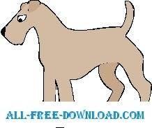 free vector Terrier