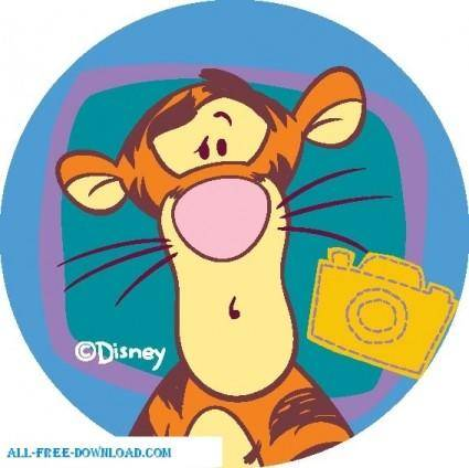 Winnie the Pooh Tigg 035