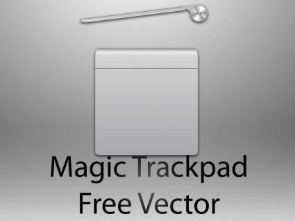 free vector Magic Trackpad