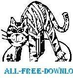free vector The Cats Meow