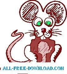 free vector Mouse 14