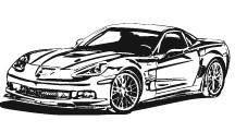 free vector Corvette ZR1 Vector