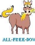 free vector Horse 08