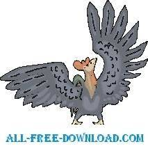 free vector Rooster 22