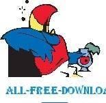 free vector Toucan Tipsy