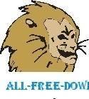 free vector Lion 06