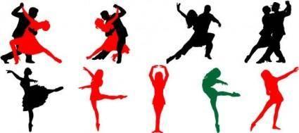 Free Dancing Vectors