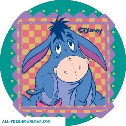 Winnie the Pooh Eeyore 006