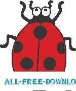 free vector Ladybug 07