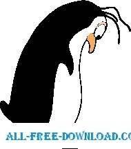 Penguin in Sneakers