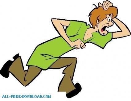 Scooby Doo Shaggy 001