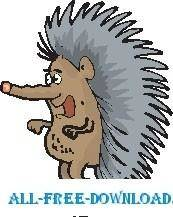 Hedgehog Happy