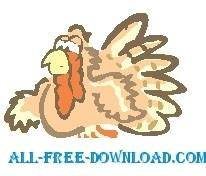 free vector Turkey 07