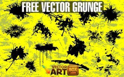 Free Vector Grunge